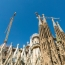 Catalonia protests shut down Barcelona's Sagrada Familia
