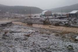 Կրասնոյարսկում ամբարտակի վթարի հետևանքով 15 մարդ է զոհվել