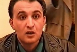Armenian parliament shooting ringleader applies for parole