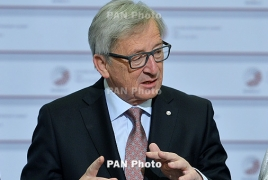 Juncker says Brexit process is