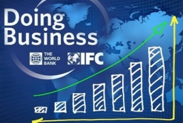 Armenia drops 6 notches in World Bank's Doing Business report