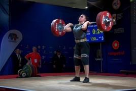 Армянская тяжелоатлетка стала чемпионкой Европы до 20 лет