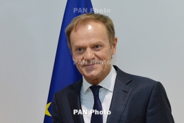 Tusk: EU has agreed to Brexit
