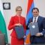 ՀՀ-ն և Բուլղարիան միջազգային ավտոփոխադրումների համաձայնագիր են կնքել
