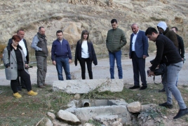 Two-year project on launching irrigation system in Gnishik concludes