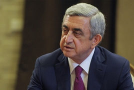 Սերժ Սարգսյան. Եթե ինձ ձերբակալելով մեր ժողովուրդը գոհ ու երջանիկ կլինի, թող ձերբակալեն