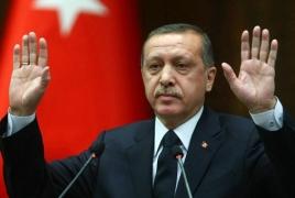 Erdogan's Armenian Genocide reply