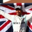 Lewis Hamilton clinches sixth F1 world title