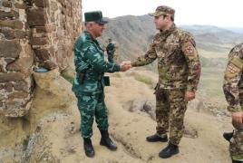 It's not the first time Azerbaijan encroaches into Georgian territory