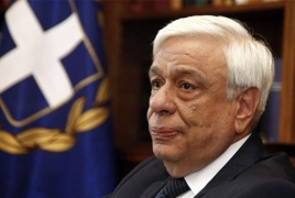 Greek President calls on Turkey to recognize Armenian Genocide
