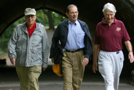 An extra 15 minute daily walk could help boost global economy