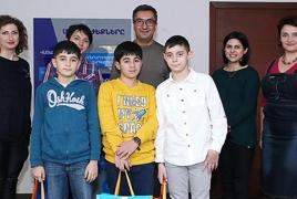Minders թիմը «Ռոստելեկոմի» աջակցությամբ կմասնակցի Ռոբոտների համաշխարհային օլիմպիադային