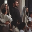 Kim and Kourtney Kardashian talk trip, baptism in Armenia