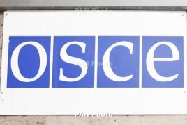 ԵԱՀԿ ղեկավարը համանախագահների հետ քննարկել է ԼՂ կարգավորումը
