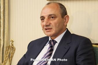 Картинки по запросу Президент Арцаха в Брюсселе встретился с директором Европейского офиса АОБС