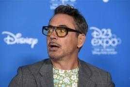 Disney pushing Robert Downey Jr. for