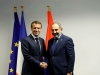 Пашинян и Макрон обсудили либерализацию визового режима между Арменией и ЕС