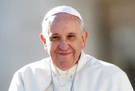 Pope offers support to Syrian Armenians after priest's murder