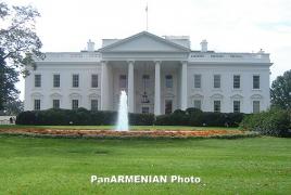 Հայերը, հույներն ու քրդերը Սպիտակ տան մոտ բողոքել են Էրդողանի` ԱՄՆ այցի դեմ