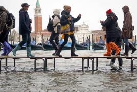 Վենետիկը ջրհեղեղից 1 մլրդ եվրոյի վնաս է կրել