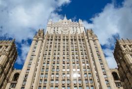 ՌԴ ԱԳՆ-ն ցավակցել է Սիրիայում հայ հոգևորականների սպանության կապակցությամբ