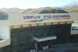 Սյունիքի օդանավակայանը 2020-ին շահագործման կհանձնվի