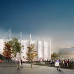 Armenian firm SNKH to design Garage Screen movie theater in Moscow