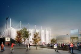 Армянские архитекторы победили в конкурсе на создание летнего кинотеатра в Москве