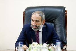 Pashinyan: Armenia wants stronger economic ties with Italy
