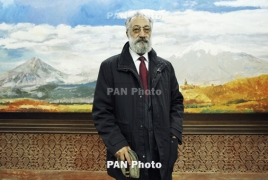 Putin honors Armenian-Russian polar explorer with state order