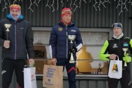 Армянские лыжники завоевали три медали в рейтинговом турнире