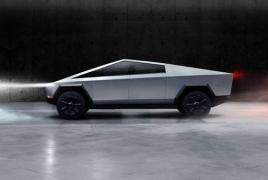 Маск: Tesla получила около 200,000 заказов на новую модель Cybertruck