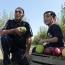 Սարգսյանները Գառնիում անմշակ հողերում խնձորի այգի են հիմնել. «Հողի հետ գործում ծուլությունն անթույլատրելի է»