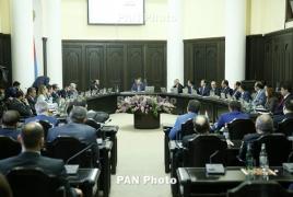 Կառավարությունը բանակցում է Ալավերդիում նոր պղնձաձուլարան կառուցելու համար