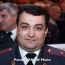 Former Yerevan police chief killed in explosion in Russia: Media