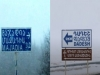 Georgia removes two town signs with Armenian names