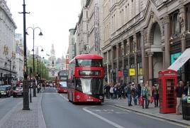 Two dead in terrorist attack at London Bridge; suspect killed by police