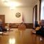 Armenian PM, Artsakh President discuss relations, polls