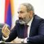 Пашинян прокомментировал предъявление обвинения Саргсяну