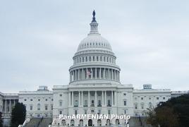 Обсуждение резолюции по Геноциду армян в Сенате США заблокировано в третий раз