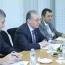 ՀՀ ԱԳ նախարարն ու ԵԱՀԿ նախագահը կարևորել են ԼՂ հարցում խաղաղությանը նպաստող քայլերը