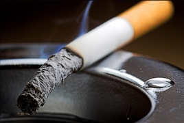 52% of adult men in Armenia are smokers: official