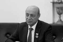70 տարեկանում մահացել է Արարատ 73-ի լեգենդար ֆուտբոլիստ Սուրեն Մարտիրոսյանը