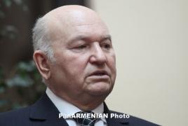 Former Moscow mayor Yury Luzhkov dies aged 83