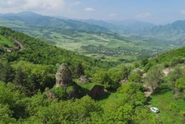 Armenian monastery among Europe's most endangered heritage sites