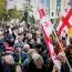 В Тбилиси в ходе акции протеста задержали 16 человек