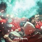 Armenian football fan released from Finnish prison