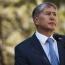 Бывшего президента Киргизии Атамбаева обвинили в убийстве спецназовца