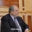 Президент Армении примет участие в престижном  форуме в Дохе