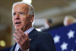 Joe Biden applauds Senate's Armenian Genocide resolution
